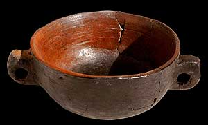 Vasija cerámica Reg. 79