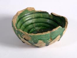 Cuenco de cerámica vidriada Reg. 287